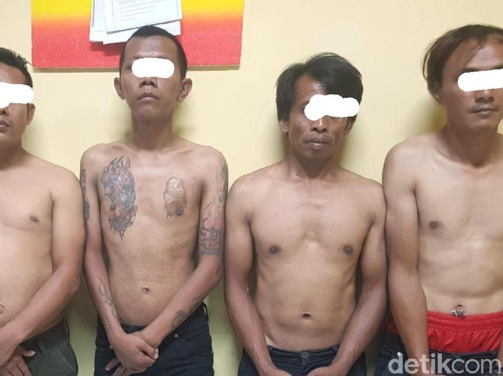 Sopir Angkot di Cianjur Keroyok PIL Istri hingga Tewas