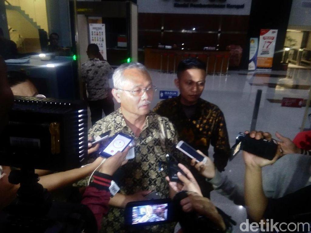 Gagal Dapat Info soal OTT, Irjen Kementerian PUPR Tinggalkan KPK