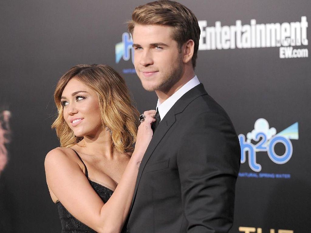 6 Fakta Liam Hemsworth dan Miley Cyrus yang Dikabarkan Bercerai