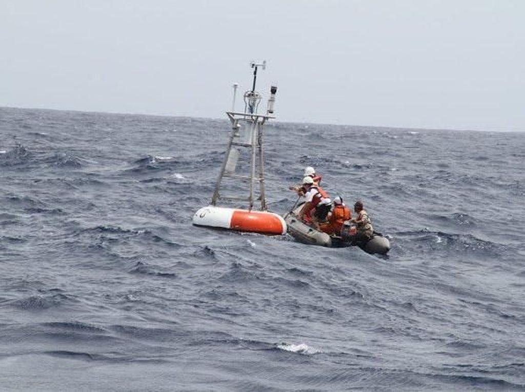 BPPT akan Perbaiki 3 Buoy Tsunami untuk Dipasang di Sekitar Krakatau