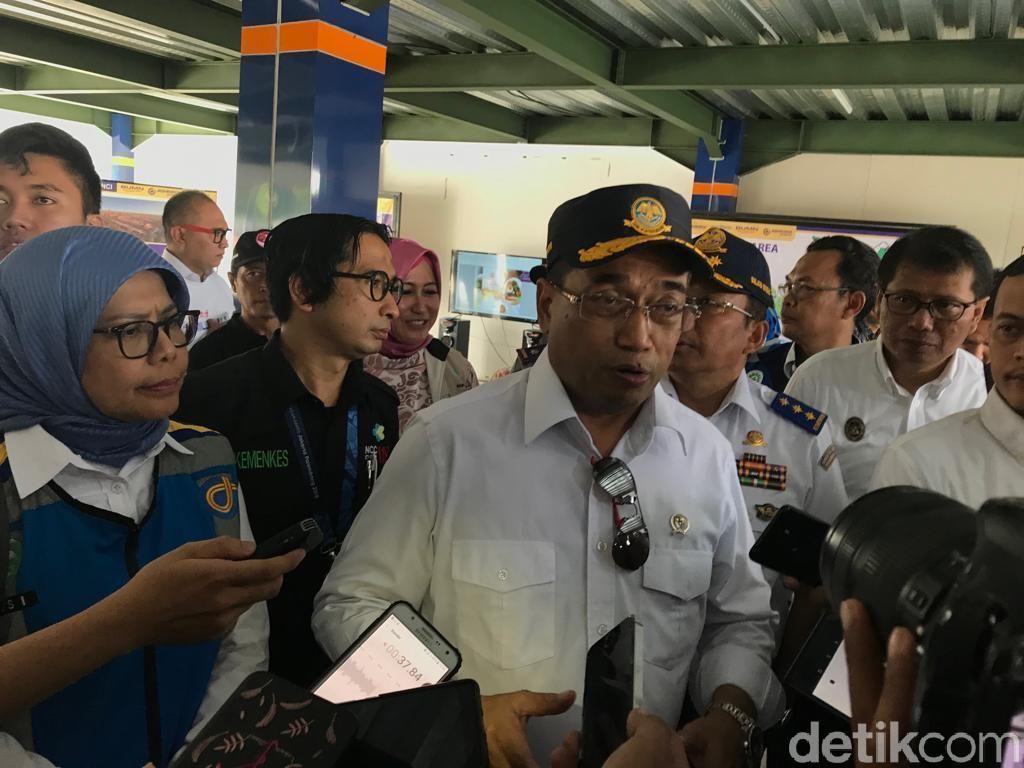 Tarif Kereta Bandara Soetta Dinilai Mahal, Menhub: Tak Ada Subsidi