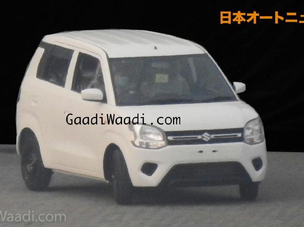 Bocor! Ini Tampang Suzuki Karimun Wagon R Generasi Terbaru