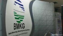 BMKG: Waspada Potensi Gelombang Tinggi di Perairan Selatan Yogya