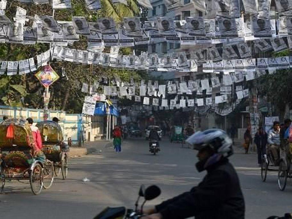 Wanita Bangladesh Diperkosa karena Pilih Oposisi, 10 Orang Ditangkap