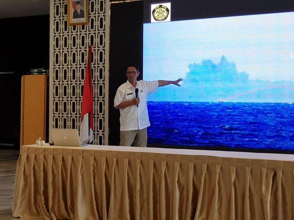 Badan Geologi: Gunung Anak Krakatau Tak akan Naik ke Level Awas