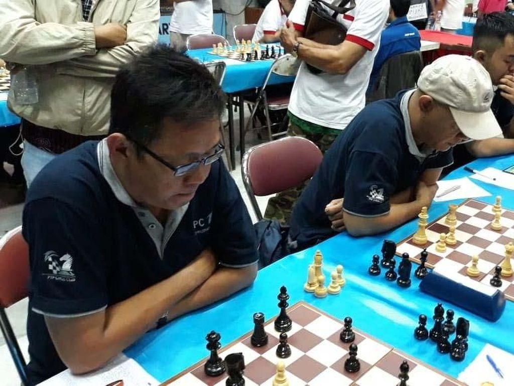 Kejuaraan Catur Beregu DKI Jakarta