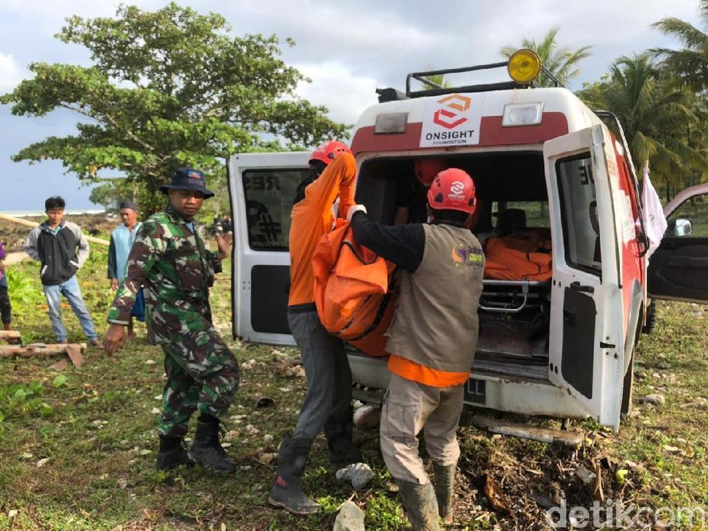 Polri: 7 Jenazah Korban Tsunami Selat Sunda Belum Teridentifikasi