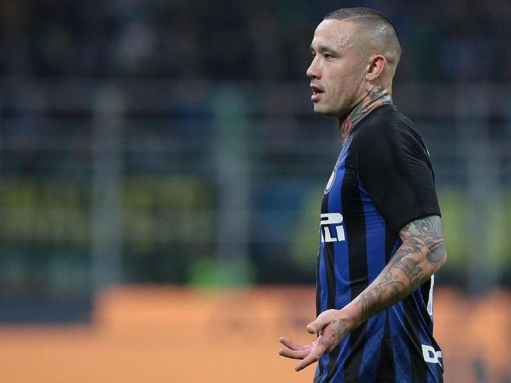 Digosipkan Akan Dijual, Nainggolan: Saya Masih Punya Kontrak dengan Inter