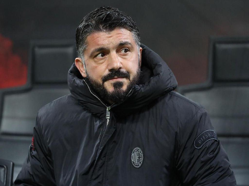 Pisah dengan Milan, Gattuso Tolak Kompensasi Rp 177 M