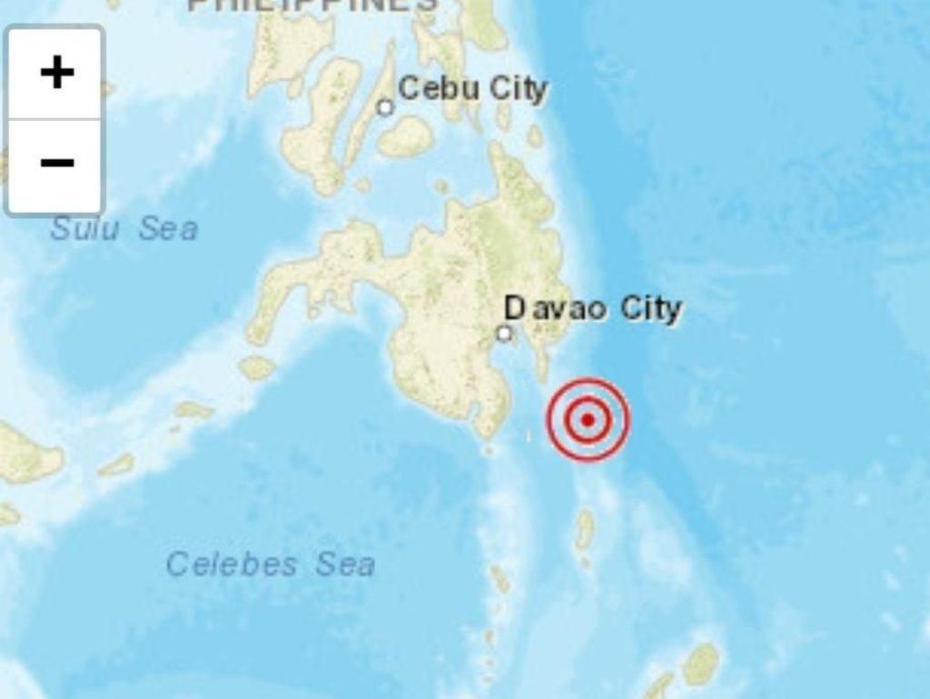 Gempa Magnitudo 7,1 di Talaud Dipicu Subduksi Lempeng Laut Filipina