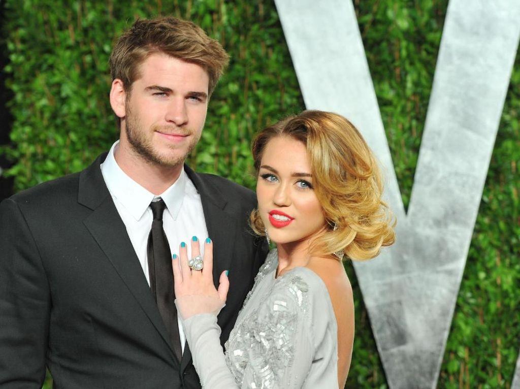 So Sweet! Ungkapan Romantis Miley Cyrus Saat Ulang Tahun Suami