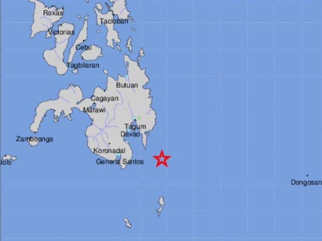 Gempa M 7,1, Warga Pulau Miangas Kepulauan Talaud Beraktivitas Normal