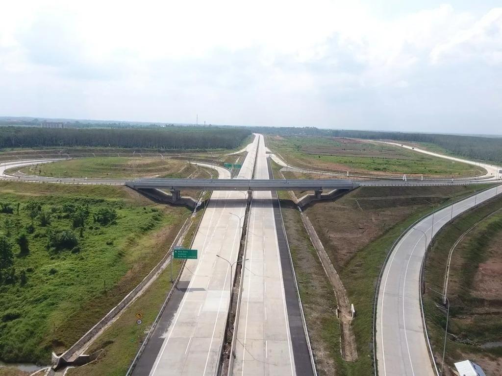 4 Ruas Tol Trans Sumatera Beroperasi 2019, Begini Progresnya