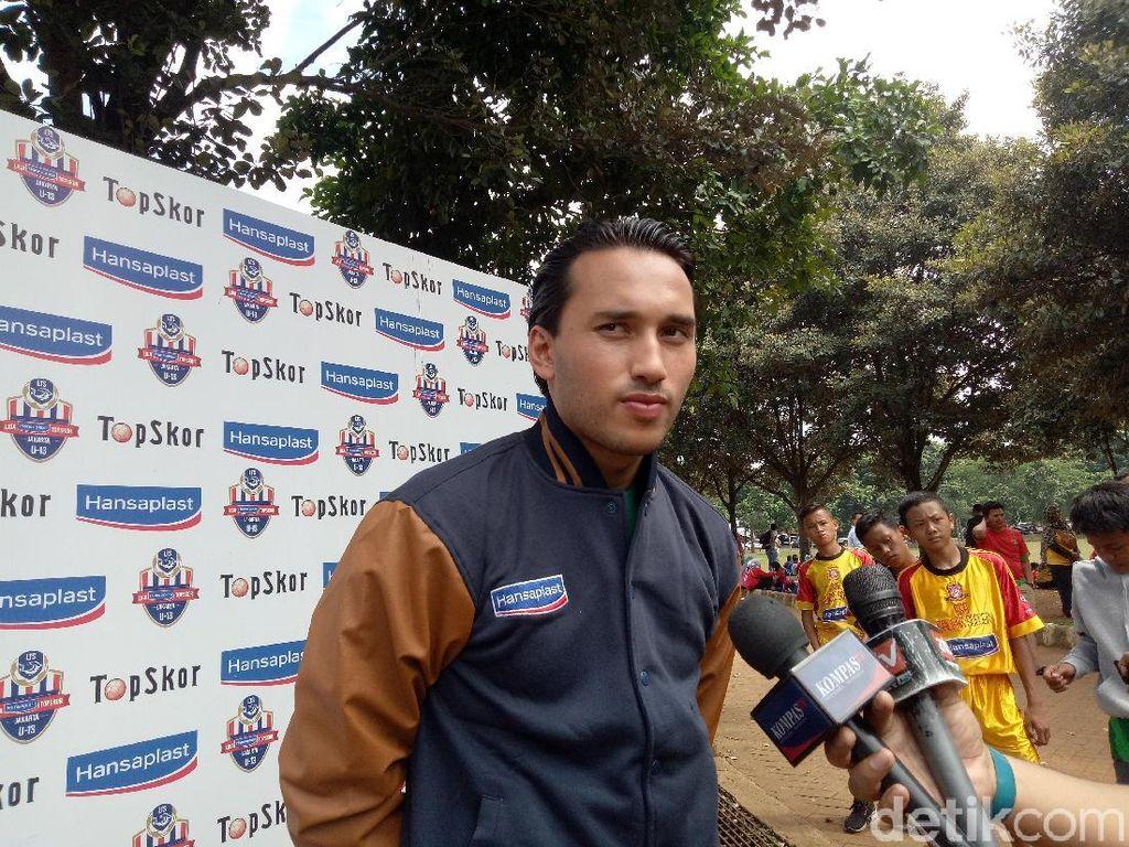 Indra Sjafri Ancam Coret Ezra Walian dari Timnas Indonesia U-23