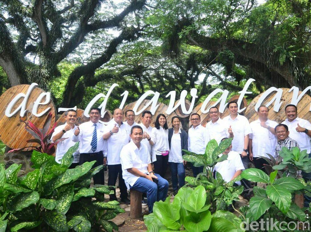 Di Penghujung Tahun, Menteri BUMN Kunjungi Wisata di Banyuwangi