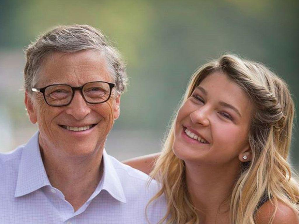 Momen Keren Bill Gates di Instagram Sepanjang 2018