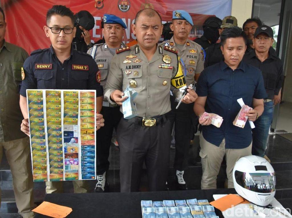 Menyamar Jadi Teknisi, Pemuda di Bogor Bobol ATM