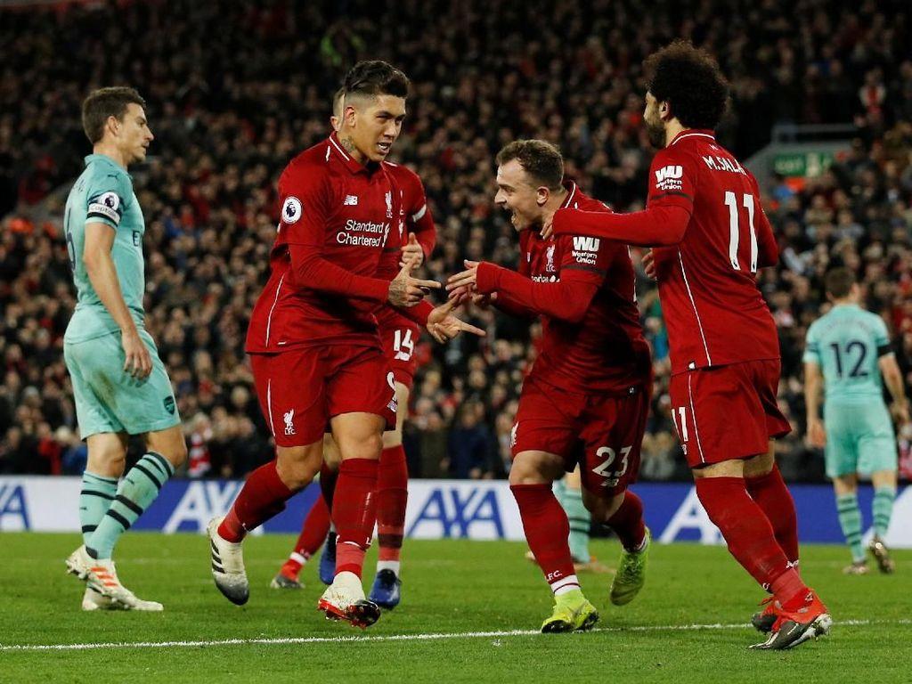 Desember Boleh Dingin, Liverpool Tetap Panas