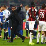 Kata Siapa Milan Wajib ke Liga Champions?