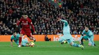 Digasak Liverpool, Pertahanan Arsenal Disorot