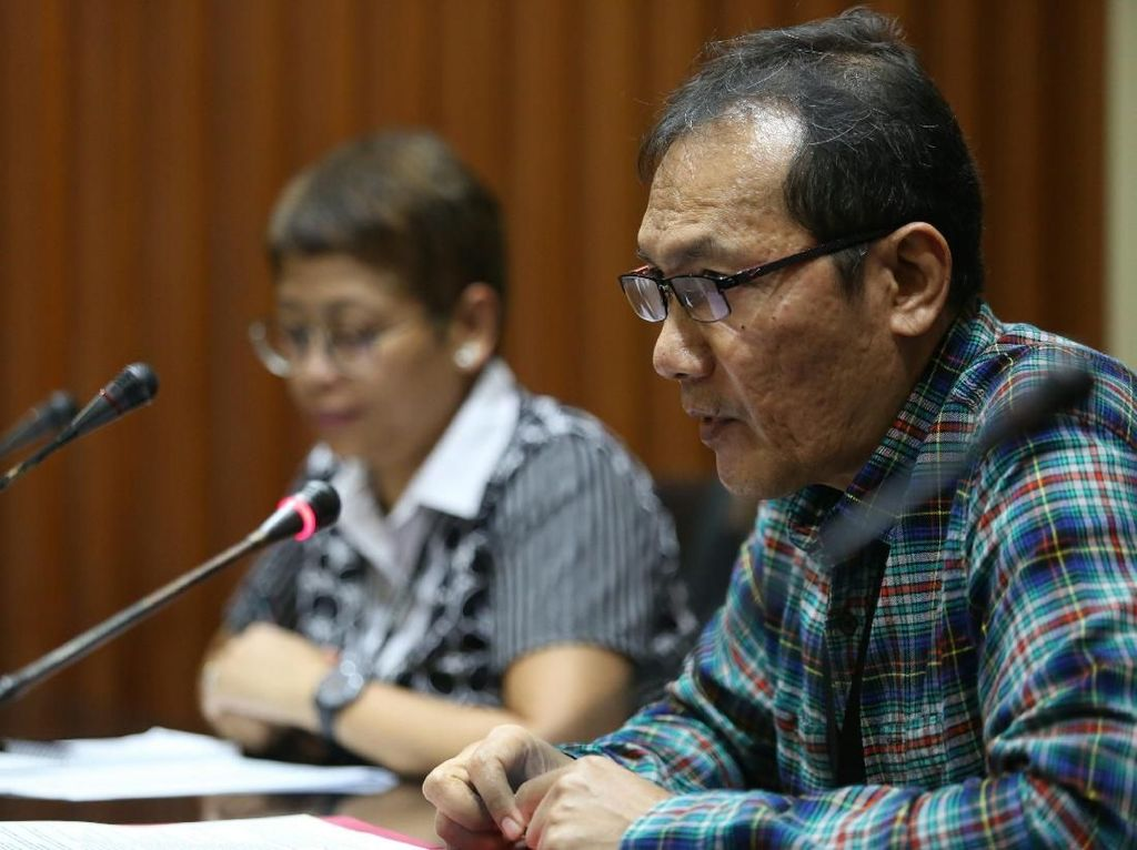 KPK Telusuri Aliran Suap ke Pihak Lain dari Proyek SPAM PUPR