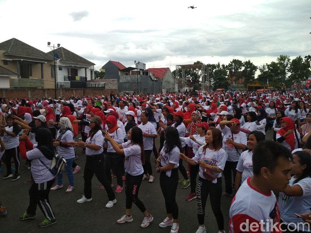 Timses Jokowi-Maruf Target Menang 80 Persen di Tulungagung