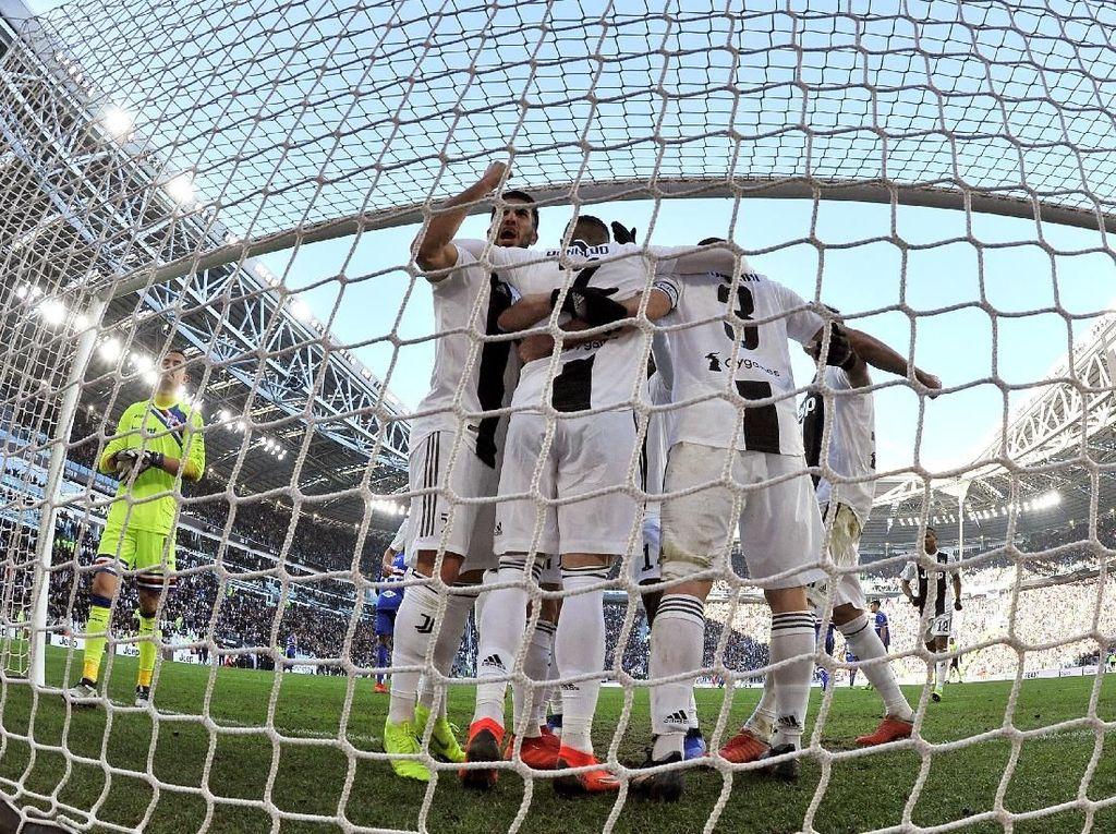 Waktunya Juventus Akhiri Siklus Kegagalan di Liga Champions