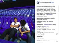 Krishna Murti: Sepakbola Indonesia Cuma Milik Orang-orang Kupret
