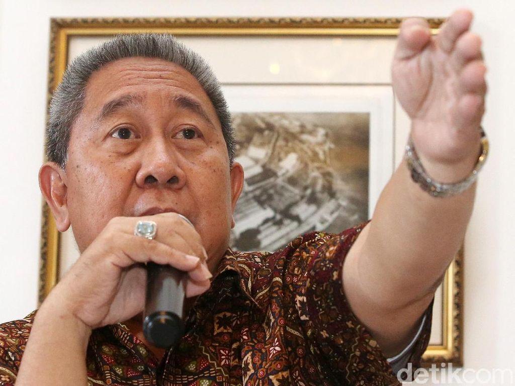 Foto: Anggota Dewas BPJS TK Syafri Adnan Bantah Perkosa Staf