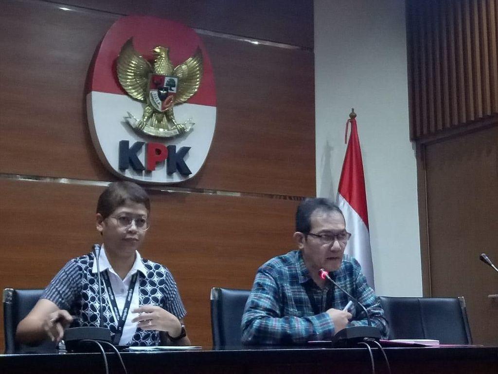 OTT Pejabat PUPR Terkait Proyek Penyediaan Air Minum di Daerah Bencana
