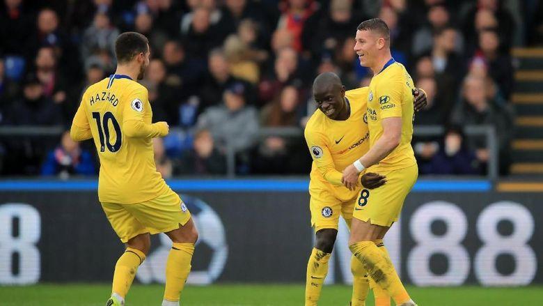 Piala Liga Inggris Bukan Turnamen Kaleng-Kaleng untuk Chelsea