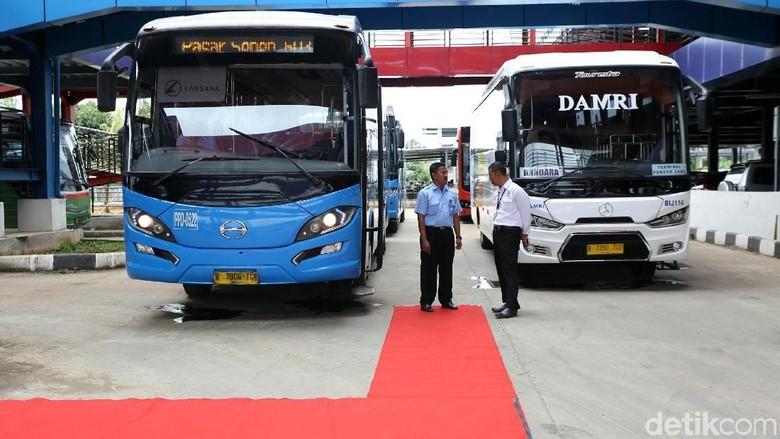 Menhub Budi Karya Sedih Terminal Bus Ada Sarang Laba-labanya