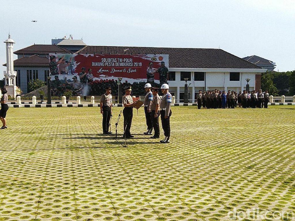 Akhir Tahun, 15 Polisi di Polda Jateng Dipecat