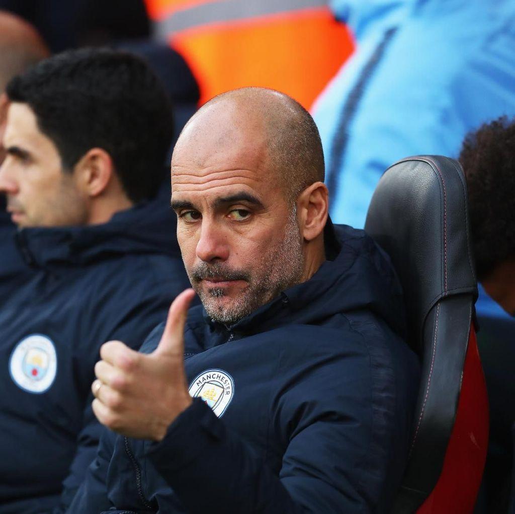 Burton vs Man City: Santai Sedikitlah, Guardiola