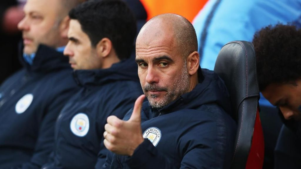 Burton vs Man City: Santai Sedikitlah, Guardiola