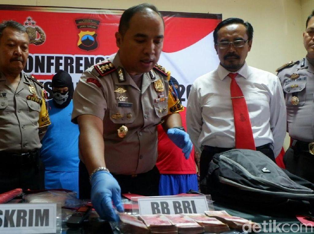 Petugas Keamanan Kantor Bank di Dieng Gondol Rp 400 Juta dari Tempat Kerja