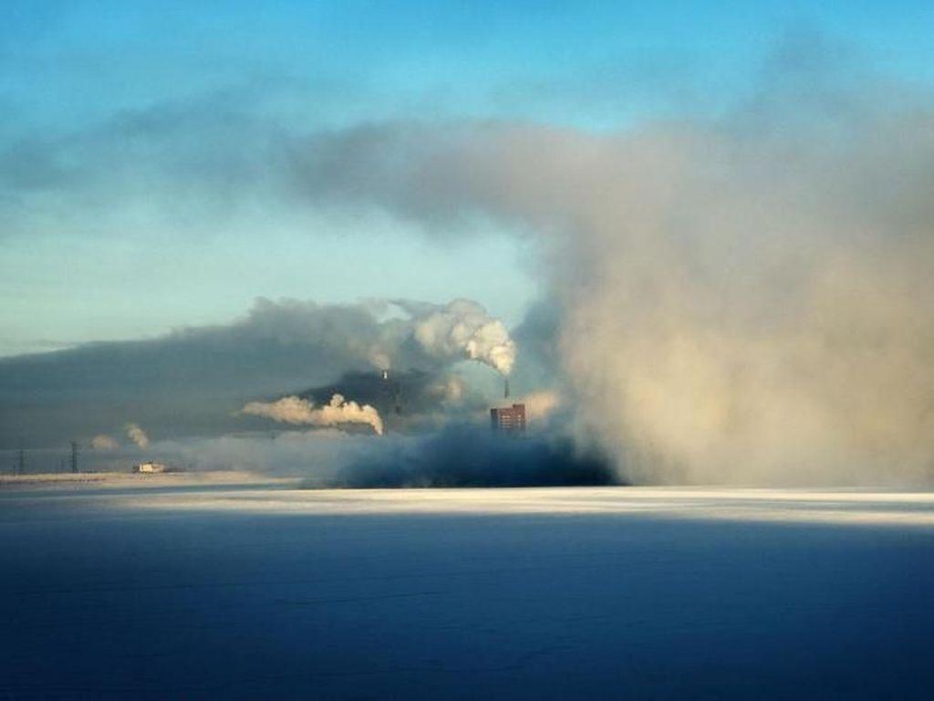 Rusia Temukan 5 Pulau Baru di Kutub Utara
