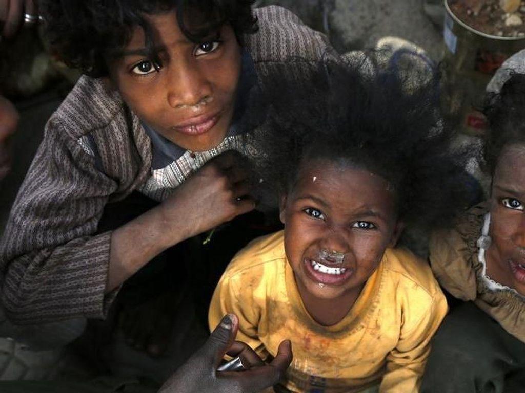 Rapor Merah Perlindungan Anak di Dunia Sepanjang Tahun 2018