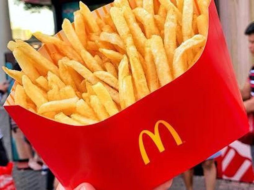 BFF Fries, French Fries Jumbo yang Bisa Dimakan 3 Orang