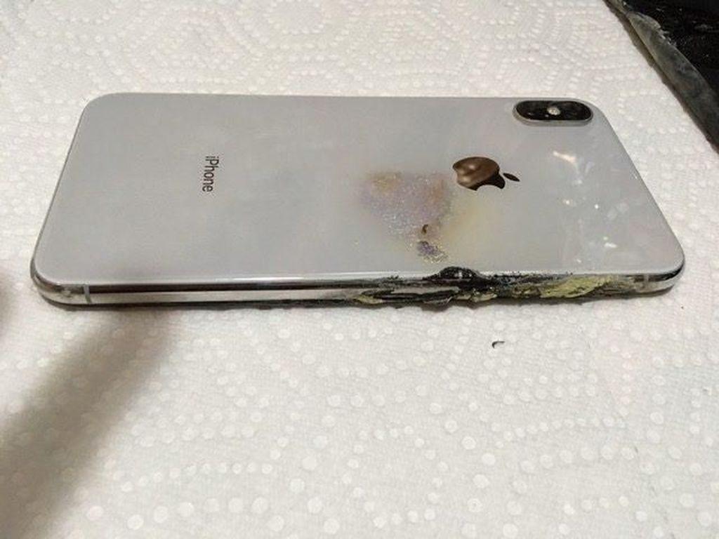 Ditaruh di Saku, iPhone XS Max Tiba-tiba Meledak