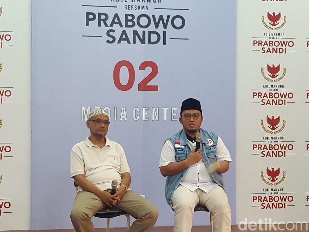 Prabowo-Sandiaga Akan Paparkan Visi Misi Ala Town Hall Meeting AS