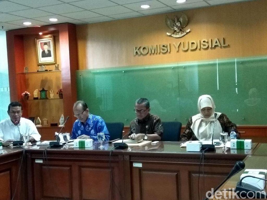 1.719 Laporan Peradilan Bermasalah Diterima KY Sepanjang 2018