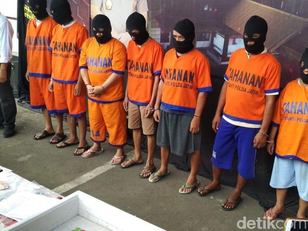 Apes, 9 Bandar Judi Ini Terpaksa Tahun Baruan di Sel Tahanan