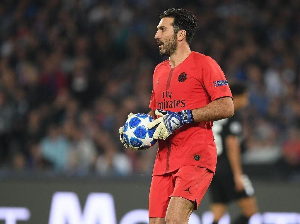 Buffon, Bagaimana Kalau PSG Ketemu Juventus di Liga Champions?