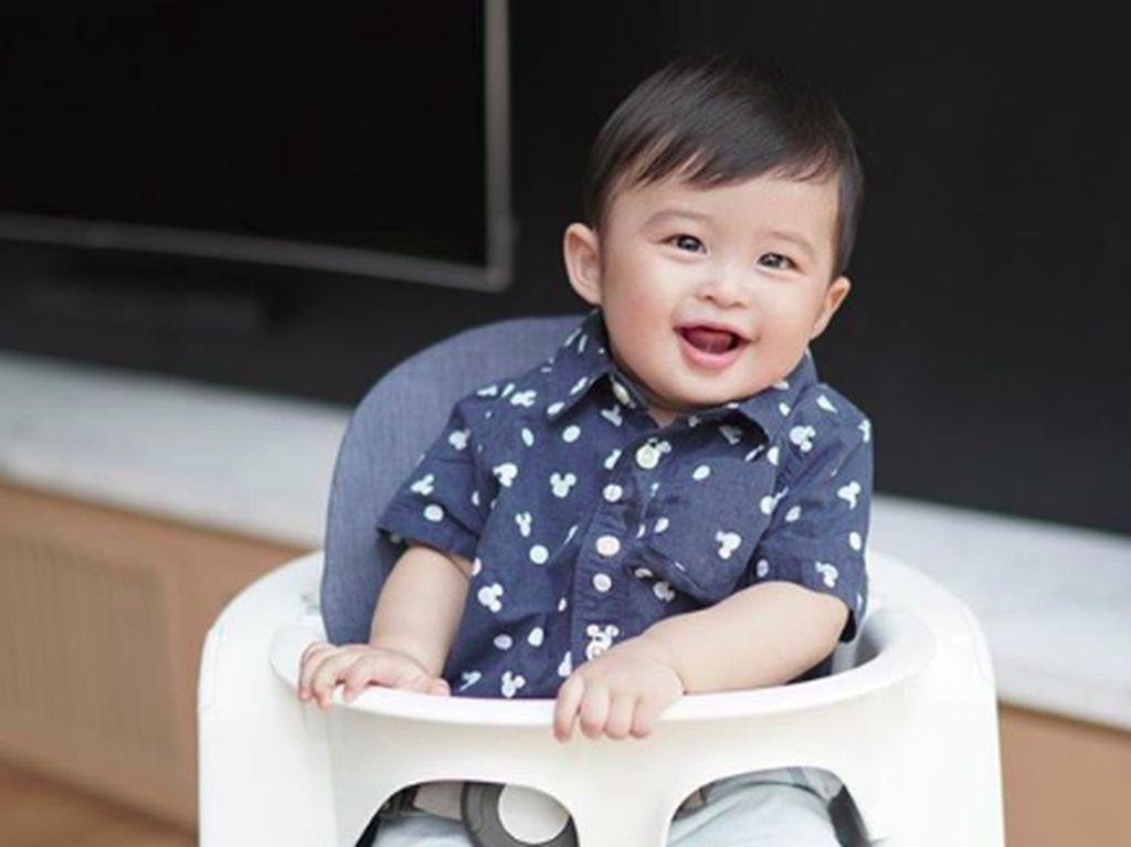 Selamat Ultah Raphael, Anak Sandra Dewi yang Menggemaskan