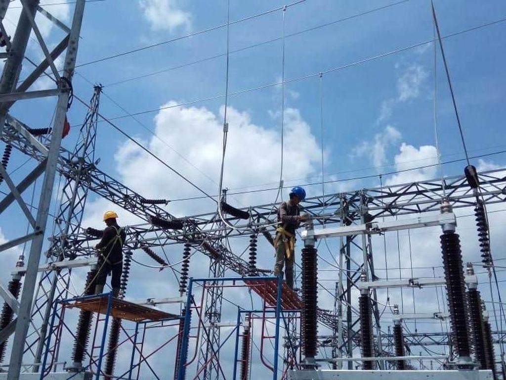 4.000 MW Pembangkit Baru akan Beroperasi di 2019