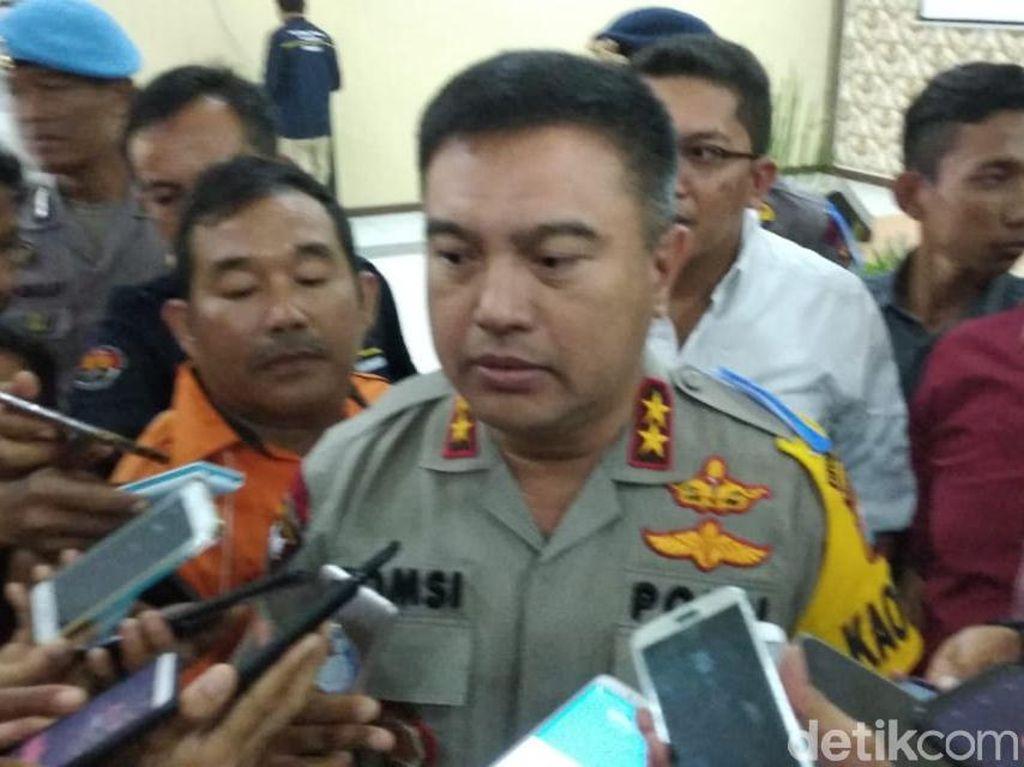 Polisi Minta Perayaan Tahun Baru di Banten Hormati Korban Tsunami