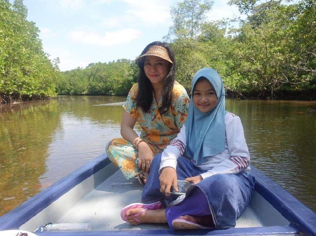 Di Pengudang Mangrove, Bisa Lihat Keindahan Alam di Darat dan Air