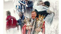 Selamat Ultah Alex Ferguson Bergema di Medsos