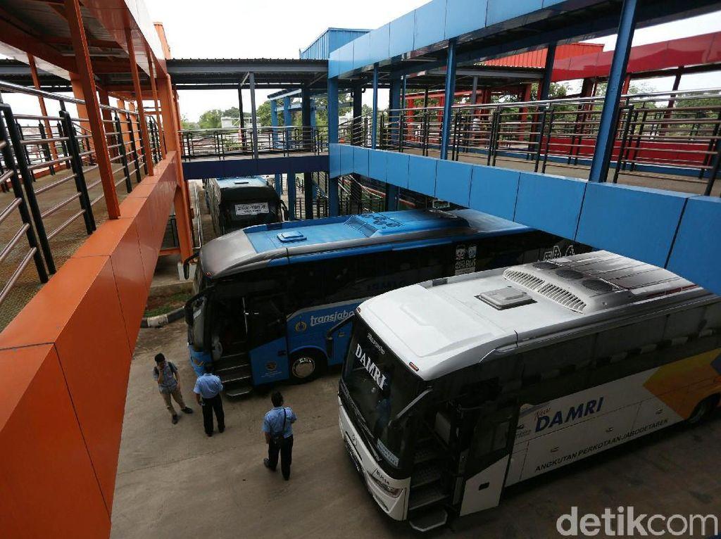 Corona Serang RI, Pemeriksaan di Terminal Bus dan Pelabuhan Diperketat